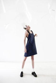 Various Editorials - Monika Jablonczky x Higgs Field Gallery