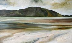 Ubatuba 28.IX.13  Oil on Canvas, 2013. 60x100cm.