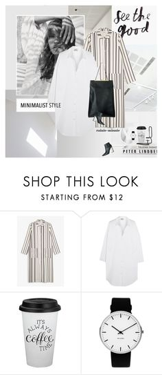 """""""See the good"""" by rainie-minnie ❤ liked on Polyvore featuring Monki, Acne Studios and Rosendahl"""