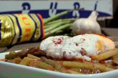 Espárragos esparragados. http://lacocinadecarmela.blogspot.com.es/2014/04/verduras-y-legumbres-esparragos.html