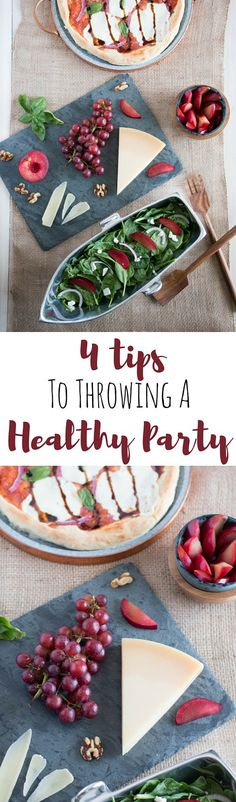 Breakout the music and ice. It's summer time! Stop by and get 4 Tips to throwing a healthy party so you can party all summer long with piece…