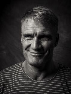 Dolph Lundgren (1957) - Swedish actor, director, and martial artist. Photo © Michael Muller