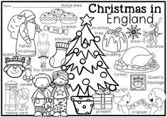 FREE Christmas worksheets that are a lot of fun! Christmas