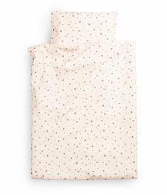 øko baby sengetøj H.
