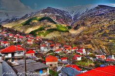 Τα χωριά της Ελλάδας: Ματσούκι Ιωαννίνων
