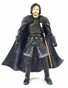 FunKo, Legacy Collection - Game of Thrones - Jon Snow action figure. Игра Престолов, коллекционная фигурка Джона Сноу от Фанко