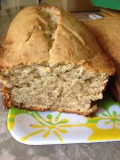 Cinnamon Cream Cheese Banana Bread Recipe. Great recipe for housewarming gift or taking someone a meal. Even a good bread for a brunch or shower.