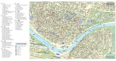 Seville, Attraction, Tourist Map, Spain Travel, Html, Maps, The Incredibles, City, Sevilla