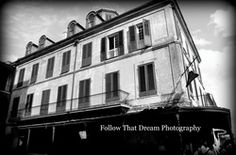 """http://www.followthatdreamphotography.com """"The Napoleon House"""" Picture All art comes with a matting of your choice of black or white and a protective cover and signed.If no color is chosen for the matting one will chosen for you.Email me for different sizes. 8x10 (fits an 11x14 frame)$30 + shipping(shipping rates depends on location,email for info)"""