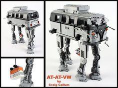 Lego VW AT-AT