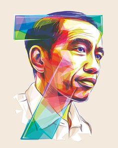 Jokowi Naya Sapta on Behance