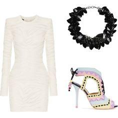 clássica chá de panela chá chá de casa nova saia noiva que roupa usar elegante look vestido
