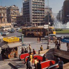 This is my Greece Attica Greece, Athens Greece, Glyfada Greece, Old Photos, Vintage Photos, Greece History, Kai, Athens City, Cities