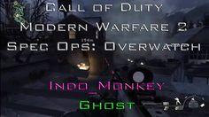Call of Duty Modern Warfare 2 Spec Ops Overwatch