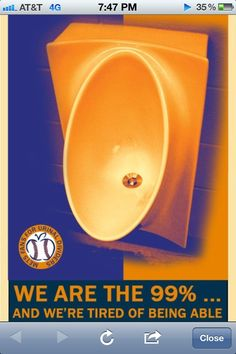 cf36beeef The Apple wants urinal dividers! - The Mets Police