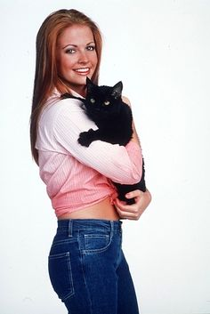 """Melissa Joan Hart as Sabrina 