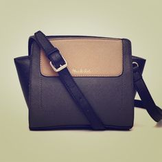 Vegan Leather Crossbody Vegan leather Crossbody with adjustable straps and lots of storage. Bags Crossbody Bags