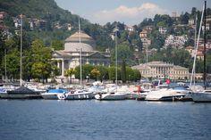 Como, Lake Como, Italy