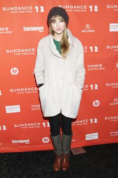 Sundance Film Festival 2012 - Red Carpet Pictures from Sundance Film Festival 2012 - Harper's BAZAAR