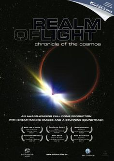 Fulldome Database | Realm of light – Chronicle of the Cosmos - Full Movie