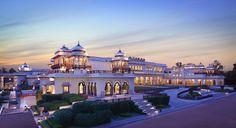 Taj Rambagh Palace à Jaipur