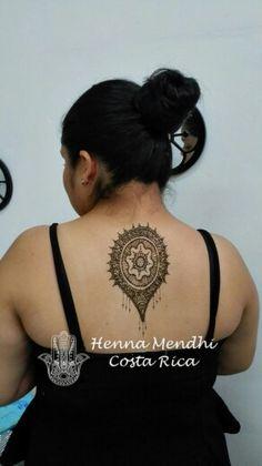 Henna Costa Rica Costa Rica, Henna Mehndi, Tattoos, Henna Tattoos, Tatuajes, Tattoo, Tattos, Tattoo Designs