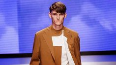 #Men´s wear Salvatore Ferragamo Spring Summer 2014 #Moda Hombre