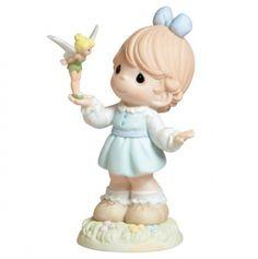 Precious Moments Tinkerbell Disney