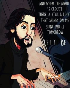 #TheBeatles - Let It