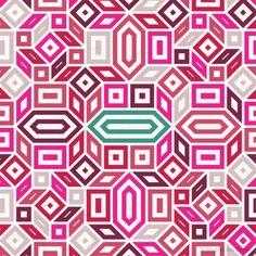 Pattern by Debbie Clapper of gneural