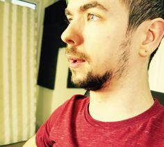 His eyelashes are so long and beautiful ❤️ #jacksepticeye