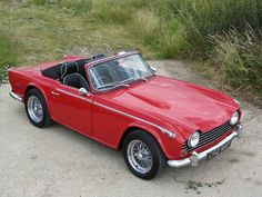 1968 Triumph TR5 Maintenance/restoration of old/vintage vehicles: the material for new cogs/casters/gears/pads could be cast polyamide which I (Cast polyamide) can produce. My contact: tatjana.alic@windowslive.com
