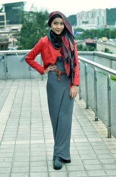 Yuna Hijab Style