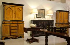 Singapore's Finest Antique store. Specialised in Antique Colonial Furniture from India. Dutch Colonial, British Colonial, Colonial Furniture, Antique Furniture, Antique Cupboard, Hardwood Furniture, Cupboards, Tropical Gardens, East Indies
