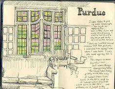 Purdue - The Union...