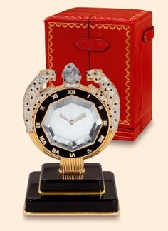 Cartier mystery clockMore Pins Like This From FOSTERGINGER @ Pinterest