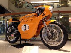 Ducati 450 Desmo 1973