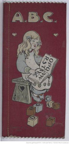 A.B.C.,  collections numérisées dans Gallica, Fonds Heure Joyeuse (Paris)