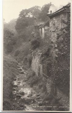 The Beck 1912 Postcard RHB