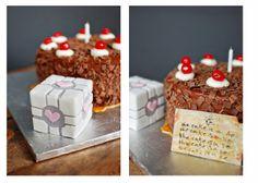 Portal Cake and Companion Cube! The Cake is a lie. apothecakery.blogspot.com