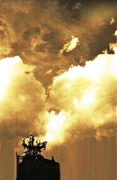 Sky Over Paris
