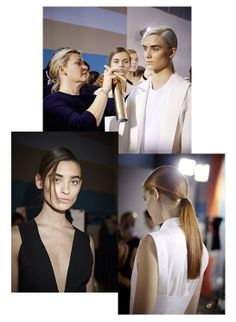 Fashion Week, Paris Fashion Week, beauty, hair, trends, Spring/Summer 2014