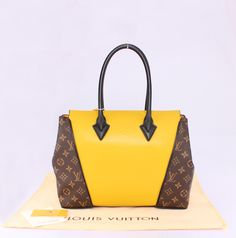 W PM Louis Vuitton & LV – Yellow – CHICS – Beautiful Handbags & Accessories