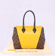 W PM Louis Vuitton & LV – Yellow – CHICS – Beautiful Handbags & Accessories