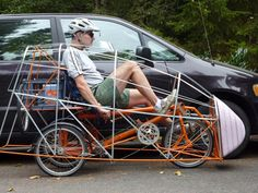 Blog about recumbents, recumbent trikes, velomobiles, electric trikes and recumbents and other alternative bikes