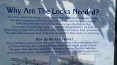 A day at the locks 17 Apr 16