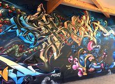 """1,112 Me gusta, 6 comentarios - SBB-CREW (@sbb_superbadboys) en Instagram: """"@sbeckyone #sbek #sbeck #superbadboys #sbb #sbbcrew #graffiti #style #oldenburg"""""""