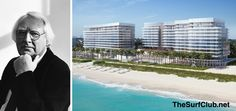 A nova jóia do #Arquiteto estrela #RichardMeier será construída em breve em #Miami... Conheça www.TheSurfclub.net/br