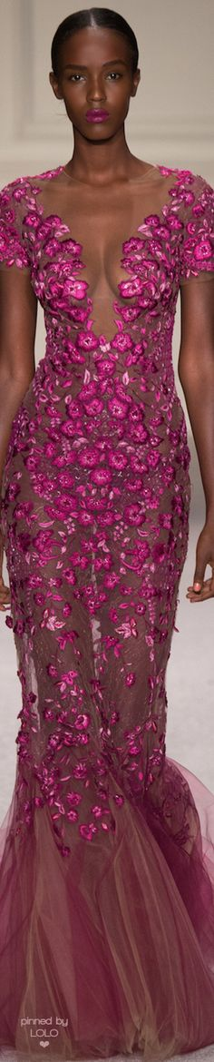 Marchesa Spring 2016 RTW                                                                                                                                                   More