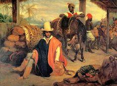 Imagens Históricas: Tropeirismo